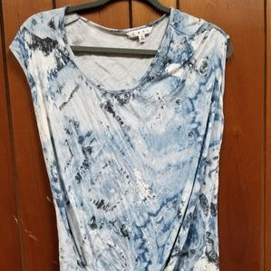 Cabi tye dye tee medium